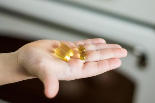 vitamins in palm - Avery & Meadows Dental Partnership
